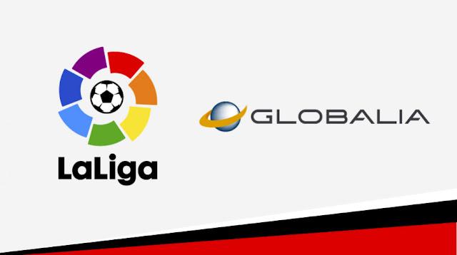 Globalia, nuevo patrocinador oficial de LaLiga