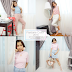 Pantone Color 2016 Weekend Outfit #18 Rose Quartz + Serenity