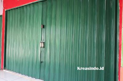 Jasa Folding Gate di Sidomulyo Lampung Selatan dan sekitarnya