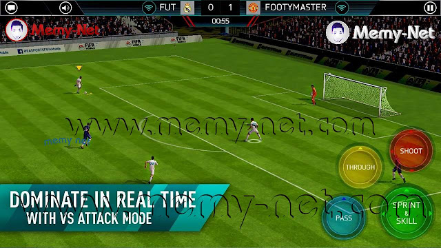 Game FIFA Mobile Soccer for Android, computer, iPhone