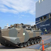 Five Amphibious Combat Vehicle For Philippine Marines Delivered In Subic