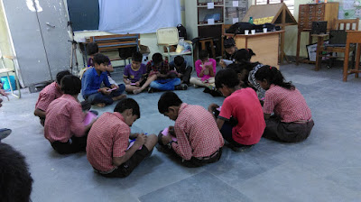Summers, Camp and Shikanji, a blog written by Mansi Nanda on summer camps in Delhi for Pratham Education Foundation
