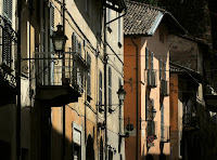 Old Town Saluzzo, Piedmont
