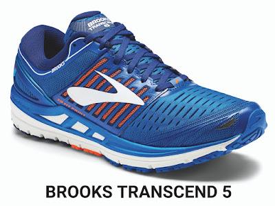 Brooks Transcend 5