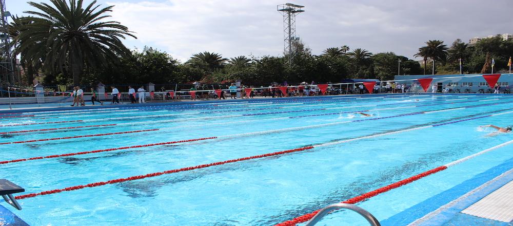 Ntc natacion canaria abril 2016 for Piscina julio navarro