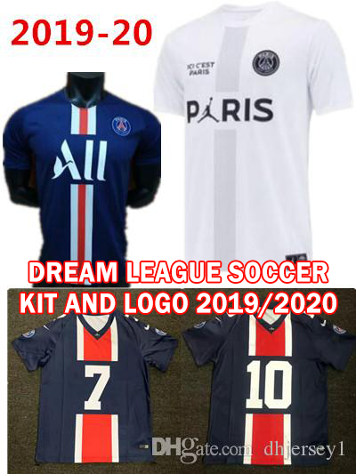 Paris Saint-Germain (PSG) 2019/2020 Dream League Soccer Kit