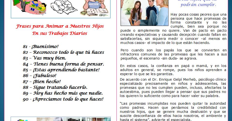El Magazine Mollendo Ayer Y Hoy Frases Para Animar A