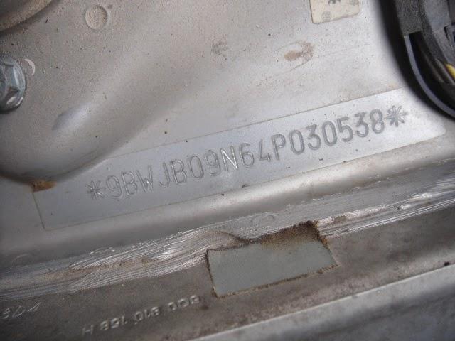 Ford Fiesta Sedan >> VW/POLO SEDAN 1.6 – Onde Fica Chassi e Motor