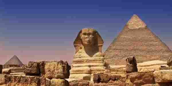 اسرار الاهرامات المصرية