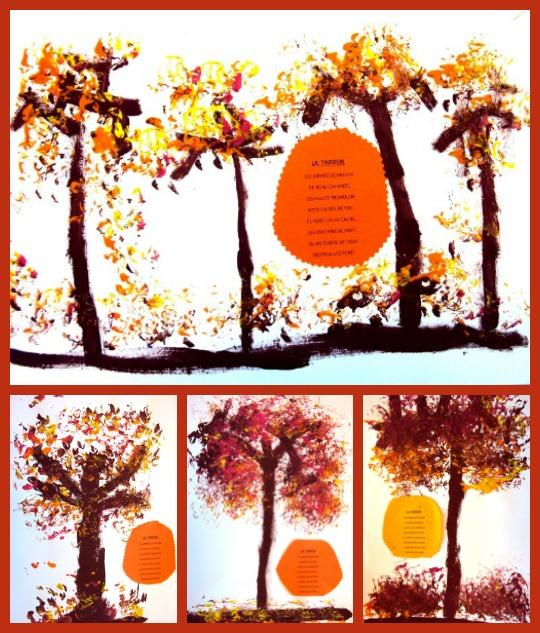 arbre tardor