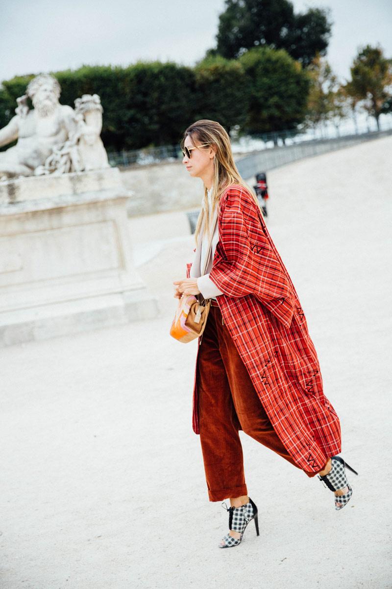 Paris Fashion Week Street Style SS17 (1)