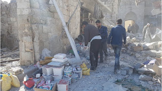 Rezim Syiah Nushairiyah Bombardir Idlib, 3 Warga Sipil Meninggal