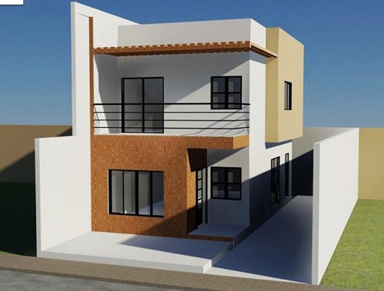 Desain Rumah Kecil Tapi Mewah 2 Lantai & ⊕ 12+ desain rumah kecil minimalis tapi mewah dengan desain ...