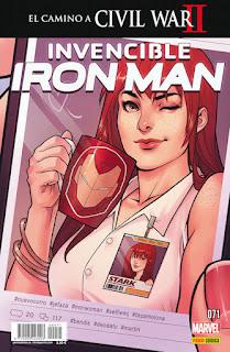 http://www.nuevavalquirias.com/invencible-iron-man-comic-comprar.html