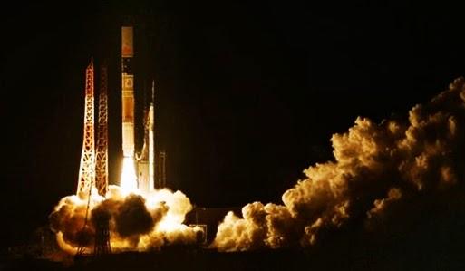 Jepang meluncurkan satelit untuk memantau cuaca ekstrim di dunia