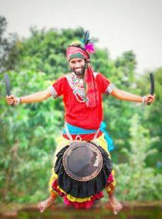 Sambalpuri Day Music dance