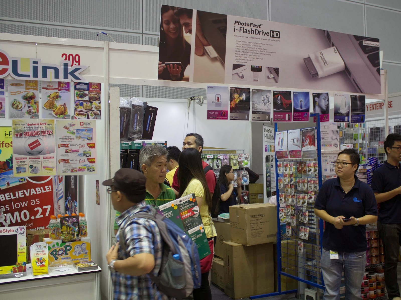 Coverage of PIKOM PC Fair 2014 @ Kuala Lumpur Convention Center 337