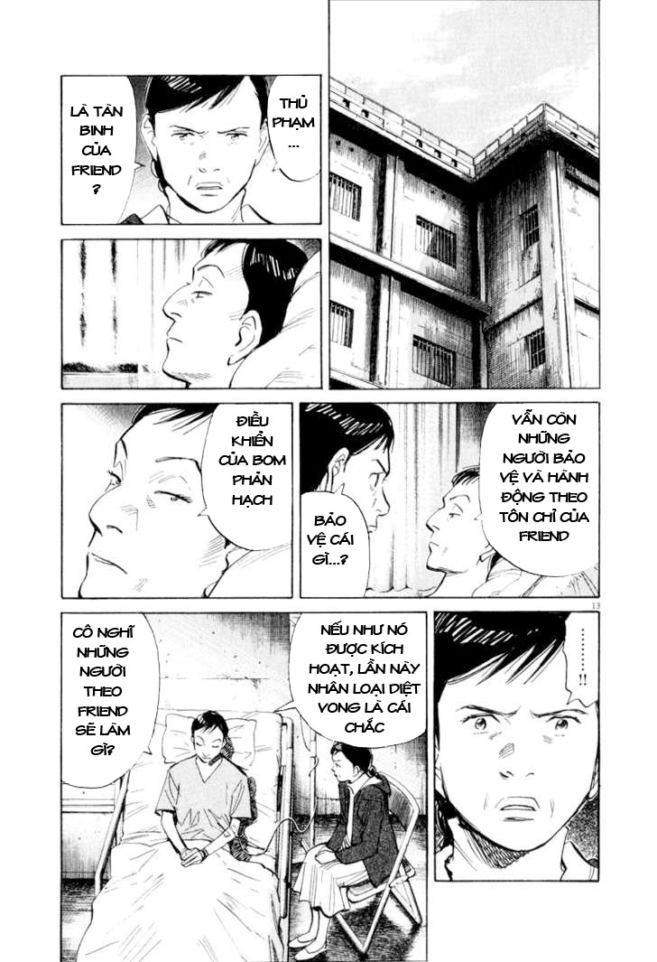 21st Century Boys chap 10 trang 15