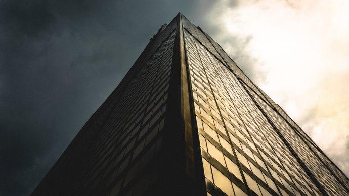 Wallpaper: The Architecture of a Skyscraper