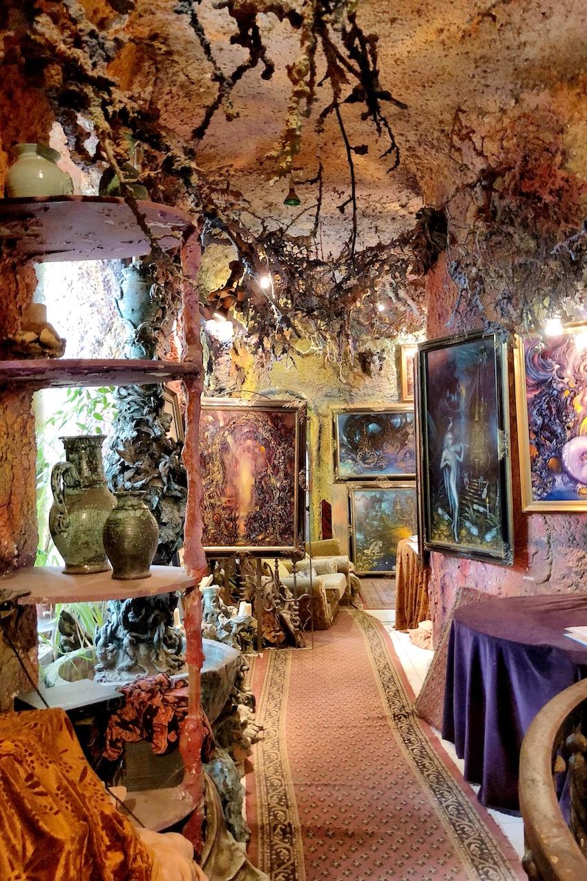 Museum Argondie Galerie Reon Höhle
