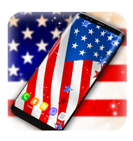 American Live Wallpaper APK