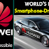 Huawei Has Launched The World's First Smartphone-Driven Car
