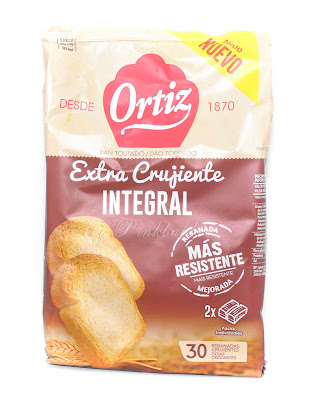 Ortiz pan tostado
