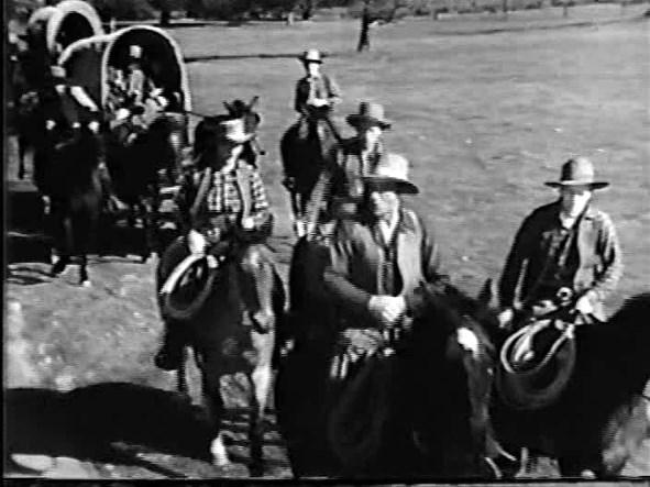 Western Mood: Western Caravans - Sam Nelson - 1939