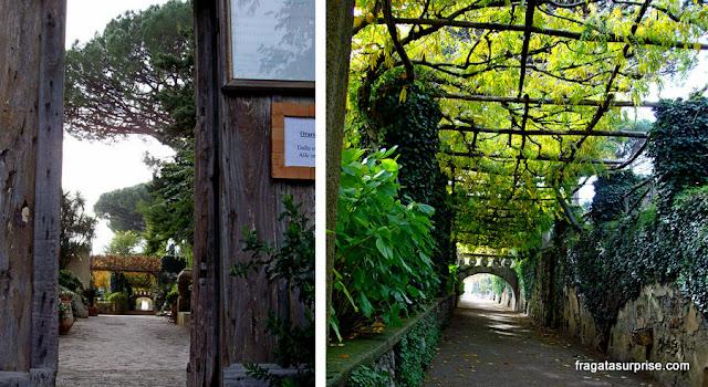 Villa Cimbrone, Ravello, Costa Amalfitana