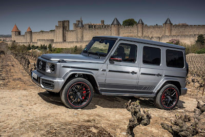 Mercedes Benz 2019 AMG G63 Review, Specs, Price