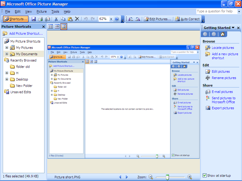 "जिजीविषा: Want Your ""Microsoft Office Picture Manager"" Back in Office 2013"