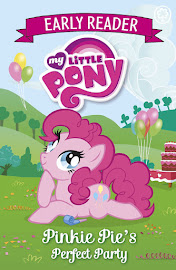 MLP Pinkie Pie's Perfect Party Book Media