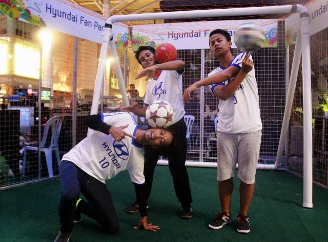 2014 FIFA World Cup Live Match, Hyundai Fan Park, Sunway Giza, 2014 FIFA World Cup, Live Match, Beer Factory, 2014 FIFA, world cup live matches, lifestyle blogger, sports blogger,