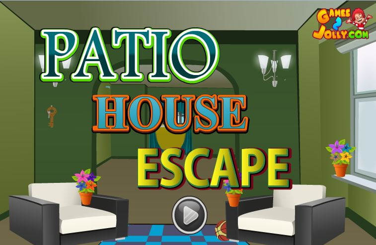 Patio House Escape Walkth…