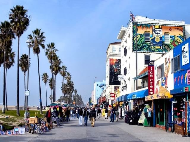 Venice Beach em Los Angeles