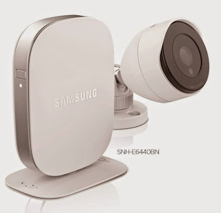 New Samsung Snh E6440bn Smartcam Hd Outdoor Wifi Camera