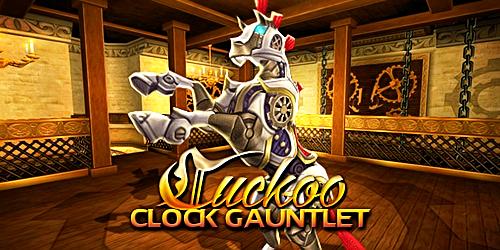 Frostcaller Introducing The Cuckoo Clock Gauntlet Bundle