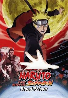 5º Filme de Naruto Shippuden - Blood Prison - HD