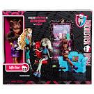Monster High Clawdeen Wolf G1 Playsets Doll