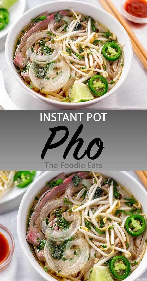 Pressure Cooker/Instant Pot Pho