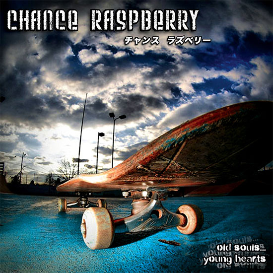 Chance Raspberry (ex-Jacuzzi Fiend) stream 'Old Souls... Young Hearts' on Bandcamp