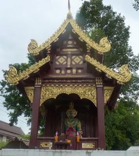 Wat Phan Tao, Chiang Mai.