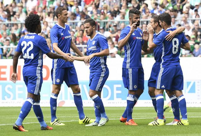 Prediksi Bola Chelsea vs Bayern Munchen 25 Juli 2017