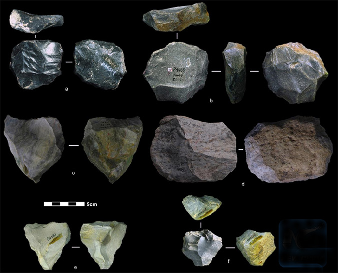 Penelitian Late Middle Pleistocene Levallois Stone-tool Technology in Southwest China