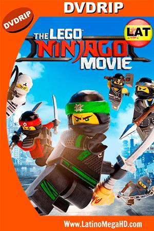 Lego Ninjago: La Película (2017) Latino DVDRip ()