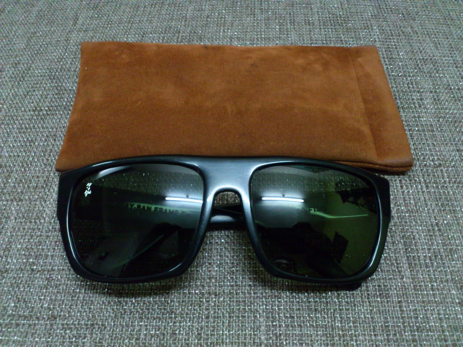 9af5ab4c79 Vintage Bausch   Lomb Rayban Sunglasses  (SOLD)Ray Ban Drifter ...