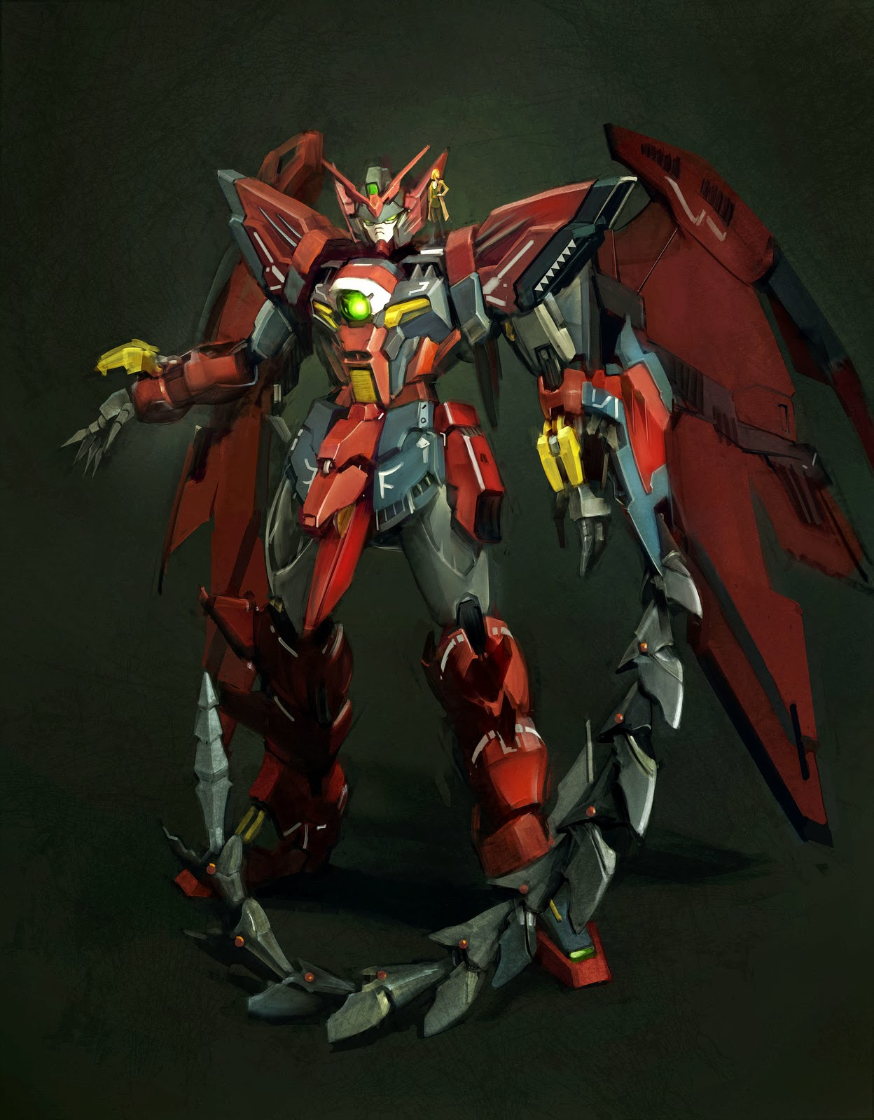 epyon gundam wing - photo #2