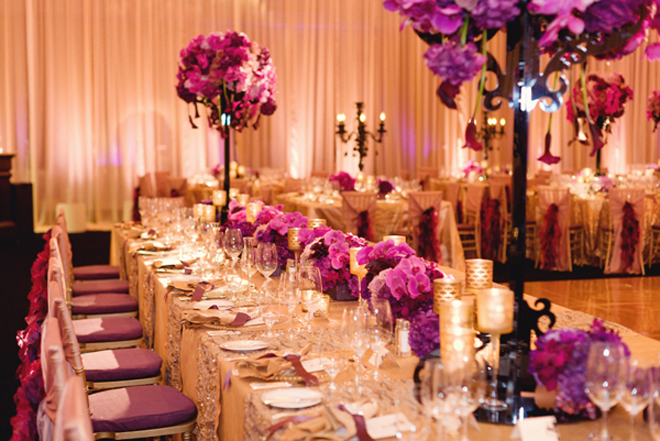 Long Tables + Wedding Receptions - Part 2 - Belle The Magazine