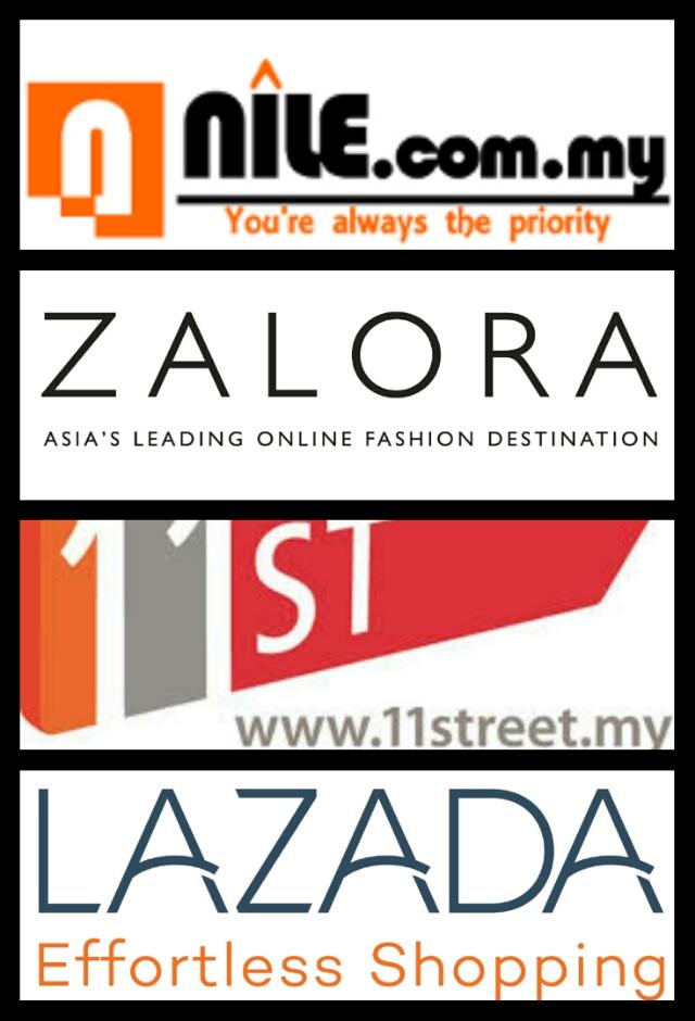 Pengalaman Shopping di 11Street, LAZADA, Zalora dan Nile.com