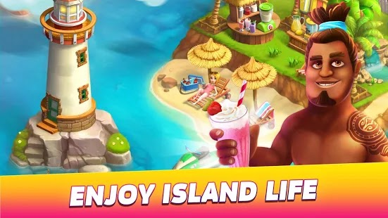 Funky Bay - Farm & Adventure game v22.34.0 MOD